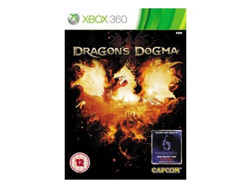 Xbox 360 Dragons Dogma