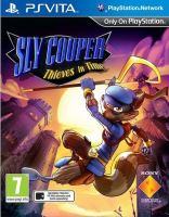 PS Vita Sly Cooper Thieves in Time