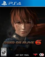 PS4 Dead Or Alive 6 (nová)