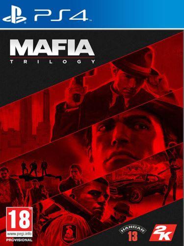 PS4 Mafia Trilogy (CZ)