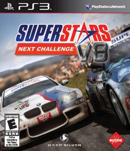 PS3 Superstars V8 Next Challenge