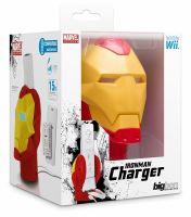 [Nintendo Wii] Nabíjecí stanice Bigben Iron Man s baterií (nová)