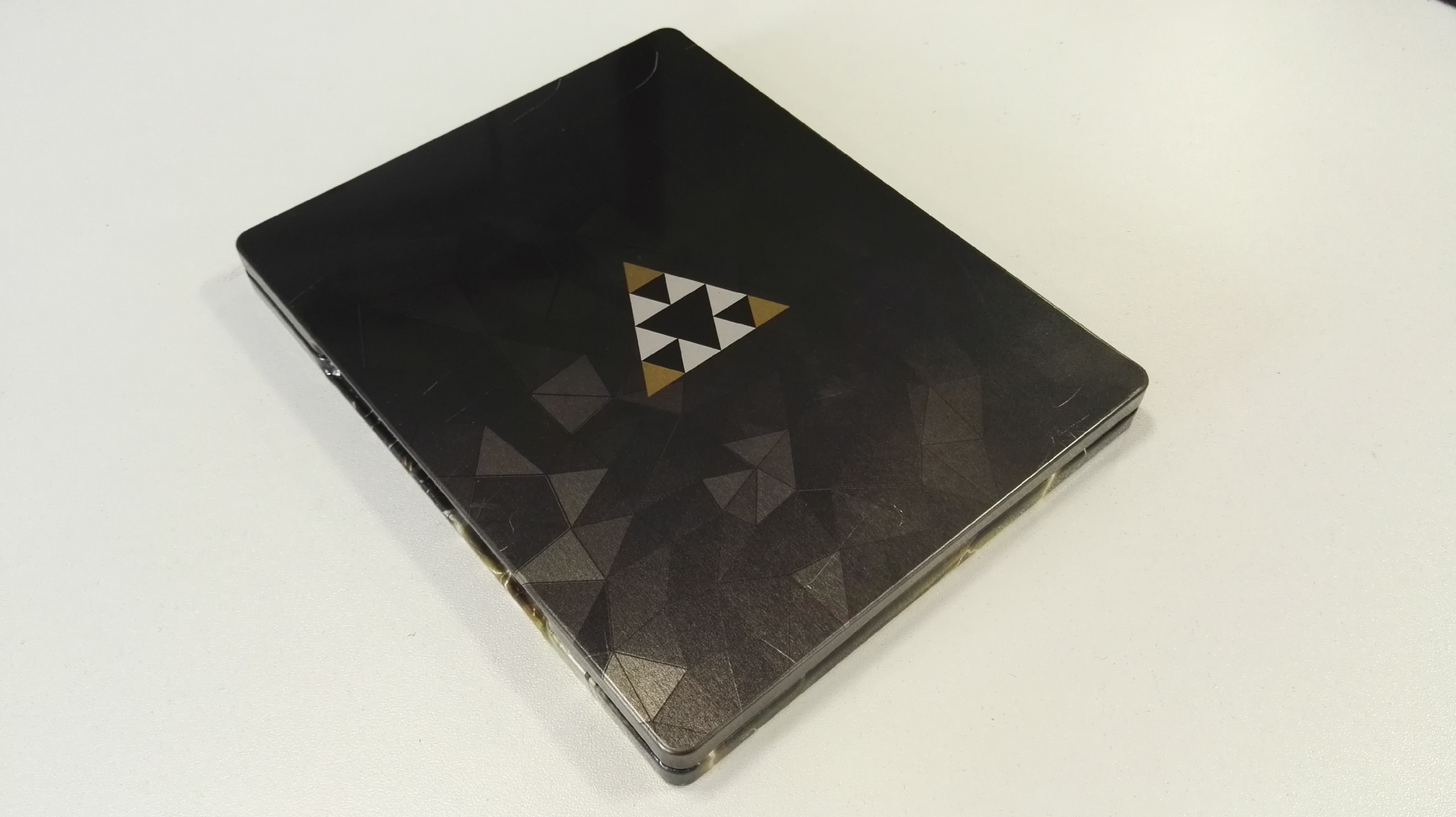 Steelbook - PS4, Xbox One Deus Ex Mankind Divided (estetická vada)