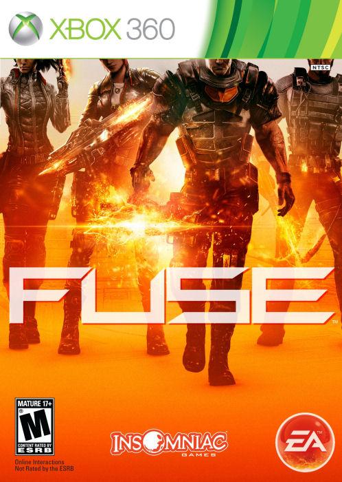 Xbox 360 Fuse