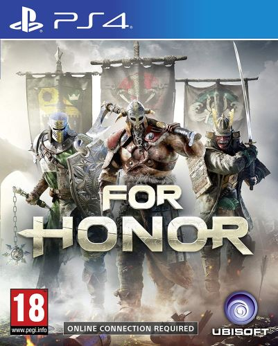 PS4 For Honor (CZ)