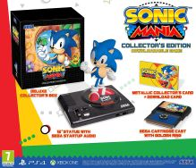 Xbox One Sonic Mania Collector's Edition (nová)