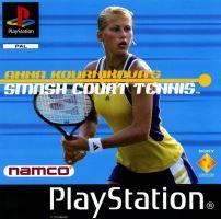 PSX PS1 Anna Kournikova's Smash Court Tennis