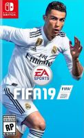 Nintendo Switch FIFA 19 2019
