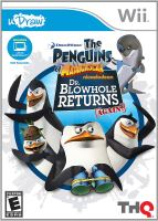 Nintendo Wii uDraw Penguins of Madagascar: Dr. Blowhole Returns Again! (DE)