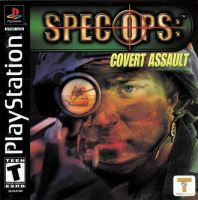 PSX PS1 Spec Ops: Covert Assault