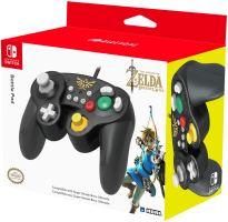 [Nintendo Switch] Drátový Ovladač Hori GameCube Style BattlePad - Zelda