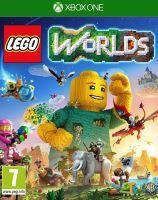 Xbox One Lego Worlds (CZ) (nová)