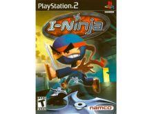 PS2 I-Ninja