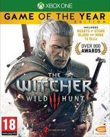 Xbox One The Witcher 3: Wild Hunt, Zaklínač 3: Divoký hon - Edice Hra roku (CZ) (nová)
