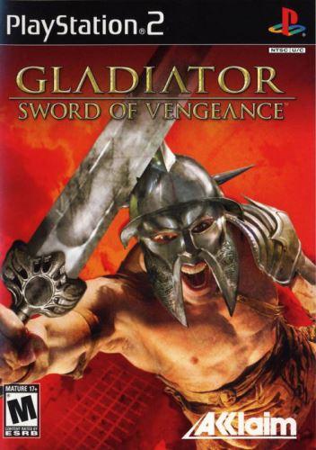 PS2 Gladiator - Sword Of Vengeance (DE)