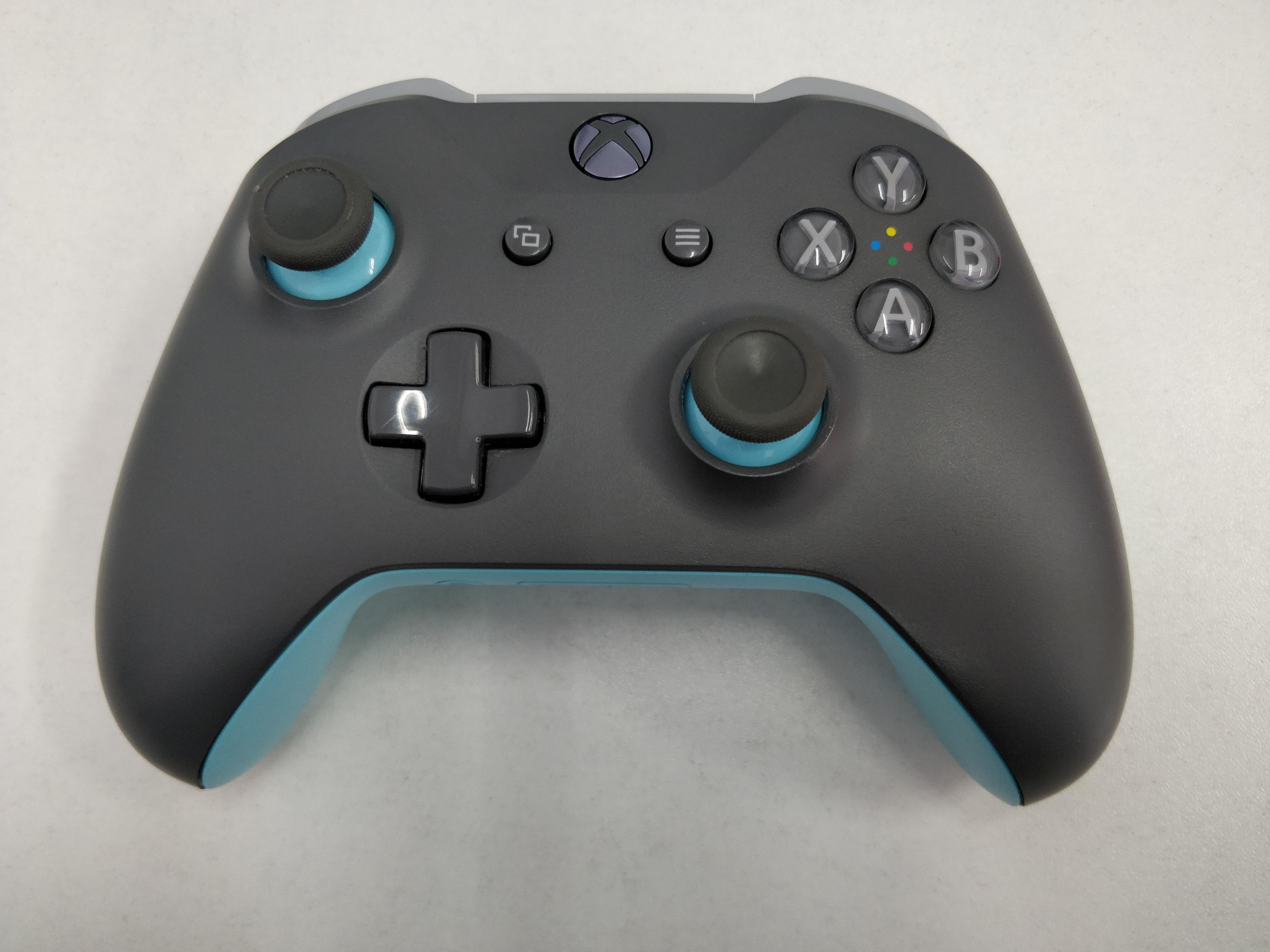 [Xbox One] S Bezdrátový Ovladač - šedomodrý (estetická vada)