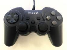 [PC] Drátový ovladač impact, černý