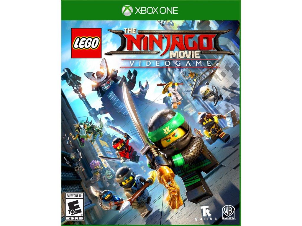 Xbox One Lego The Ninjago Movie Videogame