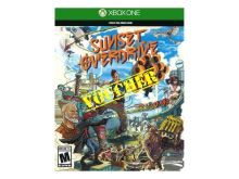 Voucher Xbox One Sunset Overdrive