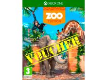 Voucher Xbox One kinect ZOO Tycoon