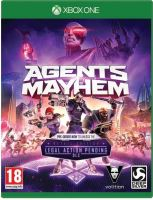 Xbox One Agents of Mayhem Retail Edition (nová)