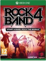 Xbox One Rock Band 4 (pouze hra)
