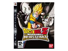 PS3 Dragon Ball Z Burst Limit