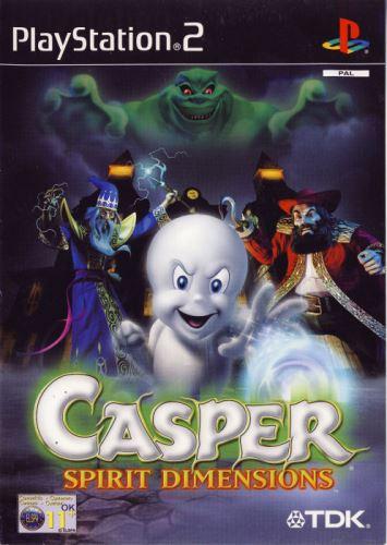 PS2 Casper Spirit Dimensions