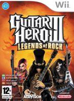 Nintendo Wii Guitar Hero 3: Legends Of Rock (pouze hra)