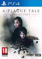 PS4 A Plague Tale Innocence (CZ) (nová)