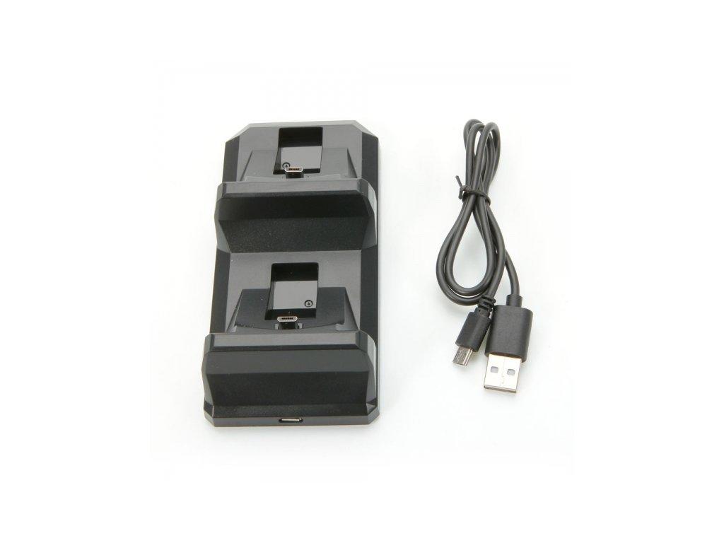[PS4] Nabíjecí Stojan Pro PS4 Ovladač - Mini