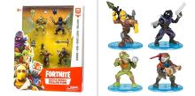 Sada čtyř figurek Fortnite Battle Royale Collection: Mini Figure Squad Pack (nová)