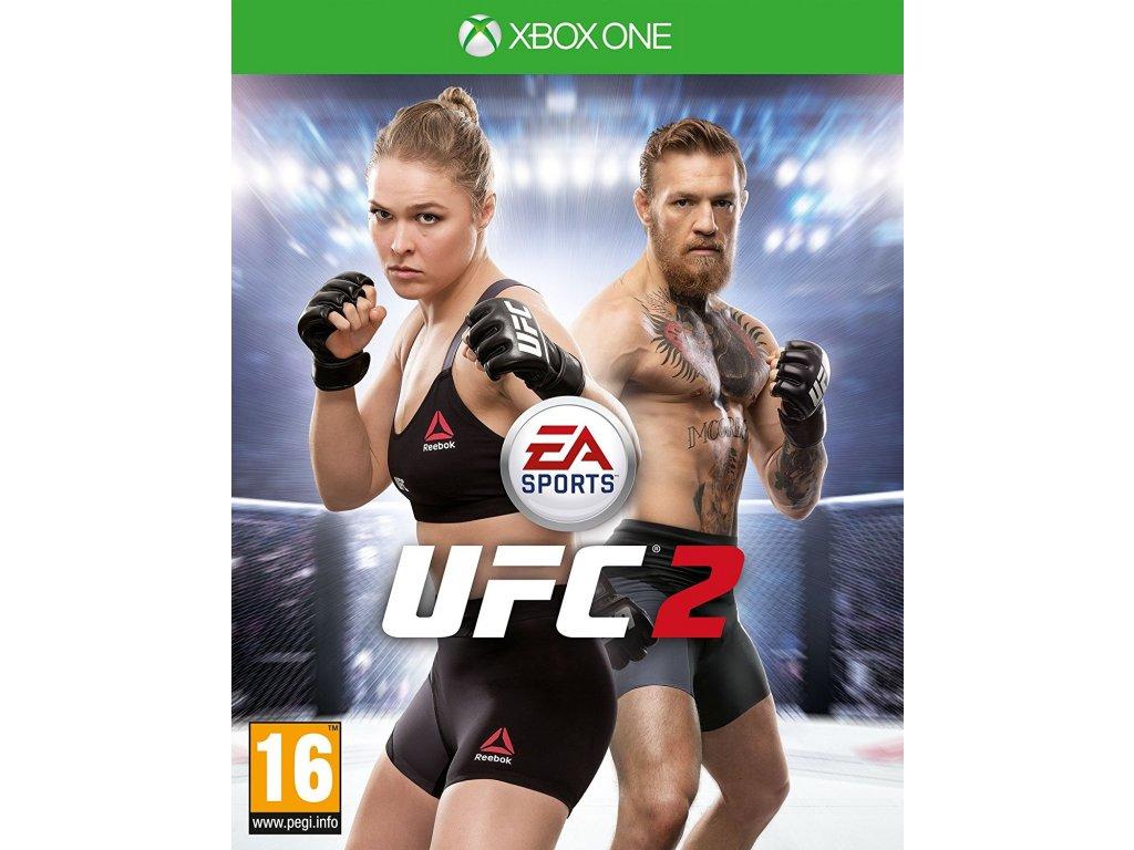 Xbox One EA Sports UFC 2 (nová)