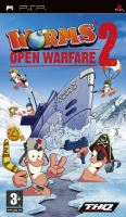 PSP Worms Open Warfare 2