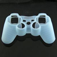[PS3] Protiskluzový Návlek na Ovladač (světle modrý)