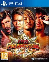 PS4 Fire Pro Wrestling World (nová)