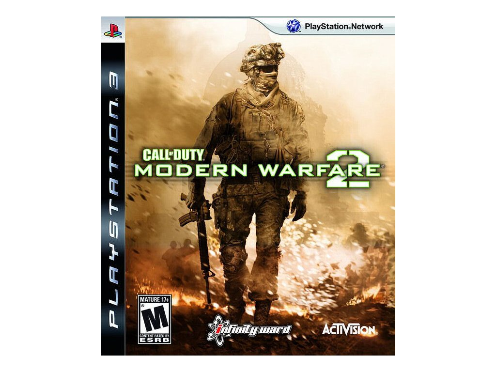 PS3 Call Of Duty Modern Warfare 2 (DE)