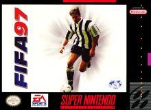 Nintendo SNES FIFA 97