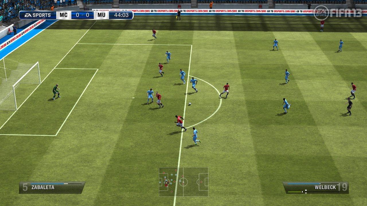 Xbox 360 FIFA 13 2013 (CZ)