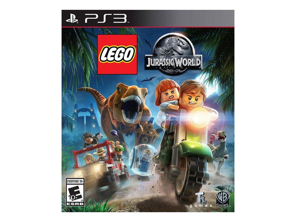 PS3 Lego Jurský Svět Jurassic World