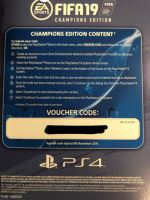 Voucher PS4 FIFA 19 Champions Edition Bonus Pack