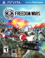 PS Vita Freedom Wars