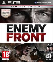 PS3 Enemy Front Limited Edition (nová)