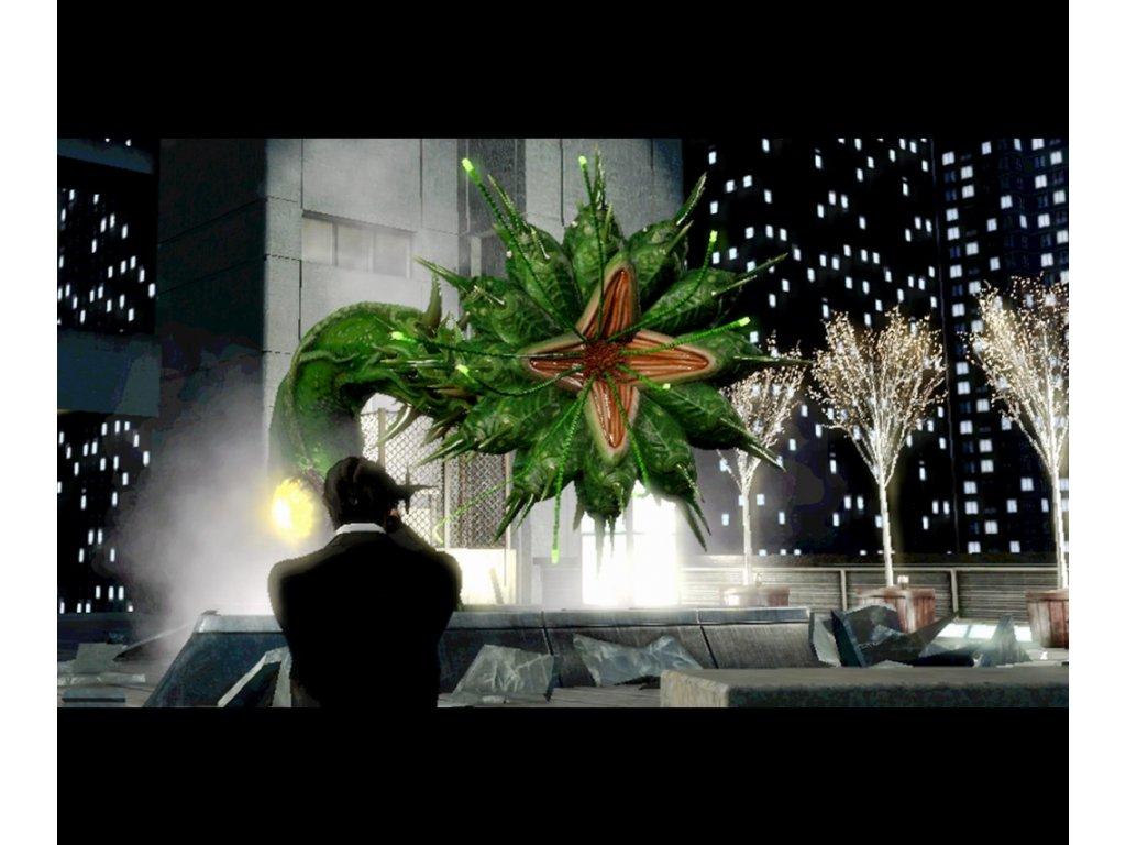 Xbox 360 Muži v černém MIB Alien Crisis