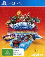 PS4 Skylanders: SuperChargers (pouze hra)