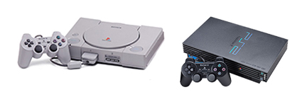PlayStation 1 a 2 - Dva moudří mentoři mého mládí